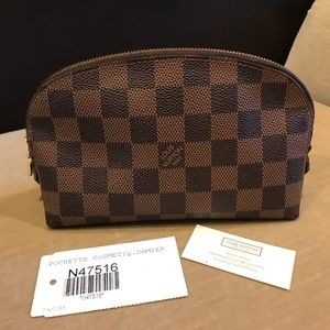 Louis Vuitton Cosmetic Pouch!